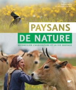 couverture livre paysans de nature
