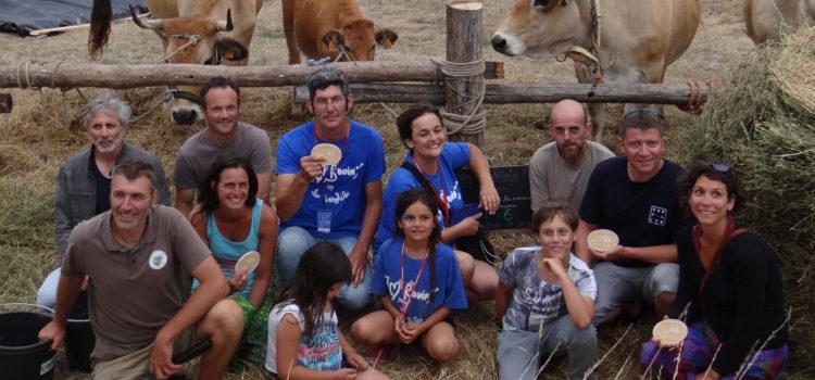 Concours de Vaches Maraîchines 12-08-2018