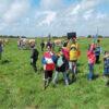 Visite à la ferme pour les élèves de St Hurbain