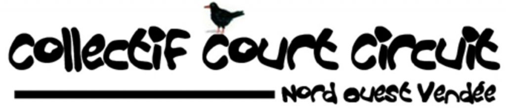 logo collectif court circuit nord ouest vendee