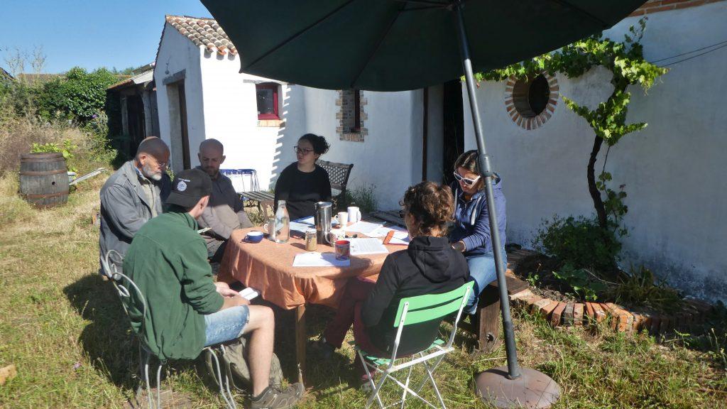 visite de ferme participative – photo © LPO85